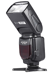 Andoer AD-960II Universal LCD Display On-camera Speedlite Flash GN54 for Nikon Canon Pentax DSLR Camera