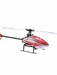 Недорогие -Вертолет WLtoys K120 6-канальн. 6 Oси 2.4G Бесколлекторный электромотор - Пульт управления / Flybarless