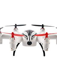 economico -RC Drone WL Toys Q282G 4 Canali 6 Asse 2.4G Con videocamera HD da 2.0MP Quadricottero Rc FPV Luci a LED Tasto Unico Di Ritorno Controllo