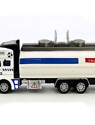 Недорогие -Игрушечные машинки Игрушки Мотоспорт Строительная техника Пожарная машина Автоцистерна для полива Игрушки Прямоугольный Металлический