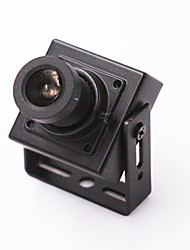 cheap -1080P 960H 2MP 25*25mm HD TVI HD CVI AHD 4 IN 1 Mini Square Camera Support Utc