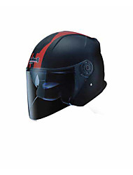 cheap -Tanked Racing T-597 t Motorcycle Helmet Men & Women Electric T597 Dual Lens Half Helmet