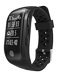 cheap -Smart Bracelet GPS Heart Rate Monitor Water Resistant / Water Proof Wireless Charging Calories Burned Pedometers Exercise Record Distance