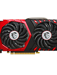 MSI Video Graphics Card GTX1050Ti 1493MHz/7108MHz4GB/128 bit GDDR5