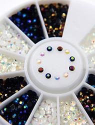 Недорогие -Украшения для ногтей Дизайн ногтей Мода Повседневные