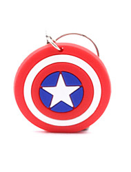 cheap -Toys Key Chain Durable Circular Pieces Unisex Gift