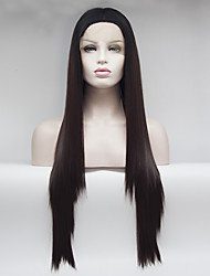 SYNTHETIC LACE FRONT Natural Wig Wig for Women Costume Wig Cosplay Wigs