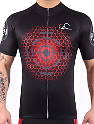 cheap -Men's / Women's Short Sleeve Cycling Jersey Bike Jersey Spandex, Lycra