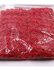 cheap -140PCS Styrofoam Rose DIY Accessories Artificial Flowers Soap flower