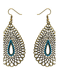 cheap -Drop Earrings Women's Euramerican Fashion Personalized Simple Style Droplets Alloy Droplets Drop Dangle Earrings Movie Jewelry Party Daily