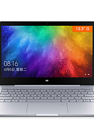 baratos -xiaomi laptop notebook air13 sensor de impressão digital 13.3 polegadas intel i5-7200u 8gb ddr4 256gb pcie ssd windows10 mx150 2gb