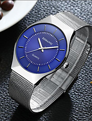 cheap -Men's Quartz Wrist Watch / Sport Watch Chinese Water Resistant / Water Proof / Creative Alloy Band Charm / Casual / Elegant / Fashion