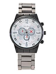 cheap -XU Men's Luxurious Elegant Quartz Alloy Steel Belt Wrist Watch Dress Watch