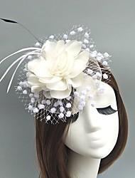 economico -net fascinators cappelli birdcage veli copricapo classico stile femminile