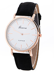 cheap -Women's Ladies' Wrist watch Unique Creative Watch Casual Watch Sport Watch Fashion Watch Quartz Leather Band Charm Luxury Creative Casual