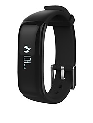 Heart Rate Monitor Pedometer Healthy Wristband Blood Pressure Measure Smart Bracelet