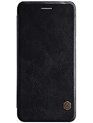 economico -Custodia Per OnePlus Porta-carte di credito Con chiusura magnetica Auto sospendione/riattivazione Integrale Tinta unica Resistente pelle