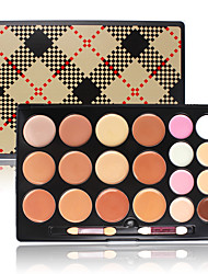 Concealer Matte Mineral Light Medium Face Camouflage Contour Eye Face Cream Makeup Palette 20 Shapes Highlighting Conceal Kit