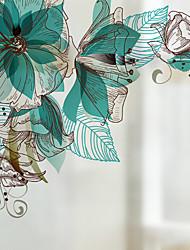 Недорогие -С принтом Рождество Стикер на окна, ПВХ/винил материал окно Украшение Для гостиной Ванная комната Магазин / Кафе Для кухни
