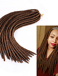 cheap -Havana Crochet Crochet Faux Dreads 100% kanekalon hair Dreads Locs Dreadlock Extensions 100% kanekalon hair Dreadlocks/Faux Locs Hair