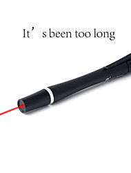 LT-HJA82 Red Laser Pointer (5WM,650nm,2xAAA,Black)