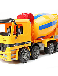 cheap -Toy Cars Beach & Sand Toy Beach Toys Toys Pull Back Car/Inertia Car Motorcycle Truck Construction Vehicle Excavator Toys Extra Large
