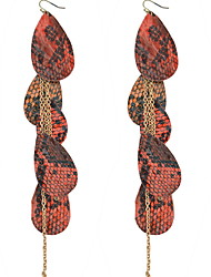 Жен. Серьги-слезки Базовый дизайн Круглый дизайн Уникальный дизайн В виде подвески Круг Дружба Панк США обожаемый Английский По заказу