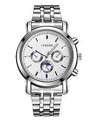 cheap -XU Men's Luxurious Elegant Quartz Alloy Steel Belt Business Wrist Watch Dress Watch