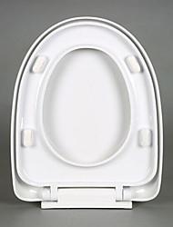 Toilet Seat   Round White   Quick installation