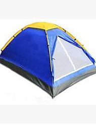2 persone Tenda Tenda da campeggio Tenda ripiegabile Tenere al caldo per Satin elastico CM