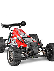 cheap -RC Car WLtoys 12401 2.4G Buggy (Off-road) / Off Road Car / Racing Car 1:12 Brush Electric 45 km/h KM/H Remote Control / RC / Rechargeable / Electric