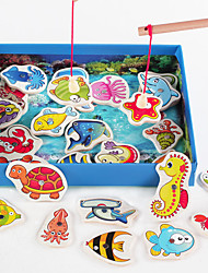 cheap -Fishing Toys Toys Square Fish Large Size Kid Boys Pieces