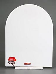 Thicker Toilet Seat  White   Quick installation
