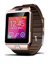 Men's Smart Watch Fashion Watch Digital Water Resistant / Water Proof Rubber Band Black Grey