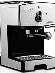 Cafetière Pression de la pompe Santé Conception verticale Fonction de réservation 220V