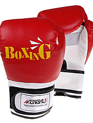 cheap -Boxing Bag Gloves Pro Boxing Gloves Boxing Training Gloves Grappling MMA Gloves for Boxing Martial art Mixed Martial Arts (MMA)Mittens