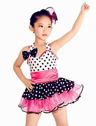 midee jazz dance dancewear robe de jazz pour enfants style élégant