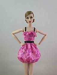 Недорогие -Для Кукла Барби Для Девичий игрушки куклы