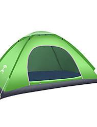 2 Pessoas Tenda Único Barraca de acampamento Tenda Dobrada Quente Prova-de-Água para Oxford CM