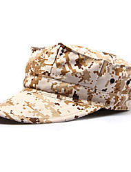 Wholesale outdoor camouflage hat octagonal cap men and women breathable flat cap sunscreen octagonal cap breathable leisure fishing hat