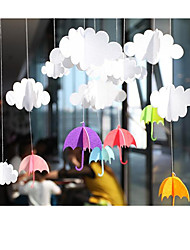 cheap -Holiday Decorations Toys Clouds Birthday Sun umbrella Kid's Pieces