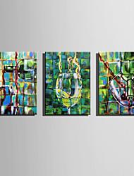 Недорогие -Холст для печати 1 панель холст Вертикальная С картинкой Декор стены Украшение дома