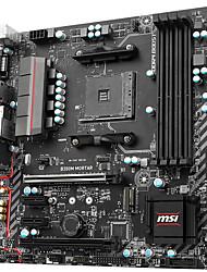 msi b350m Mörtel Motherboard amd B350 / Buchse AM4