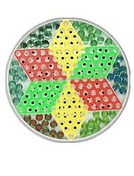 economico -Giochi da tavolo Giocattoli Taglia grande Tonda Vetro Pezzi Non specificato Regalo