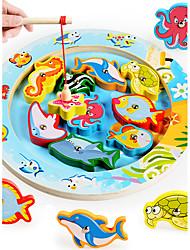 economico -Giocattoli di pesca A calamita Anatra Prodotti per pesci Per bambini Regalo