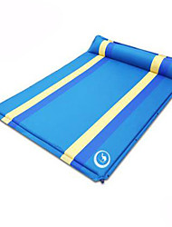 cheap -Shamocamel® Sleeping Pad Moistureproof/Moisture Permeability Inflated Thick 190*132*3.5 Camping / Hiking Outdoor Fall