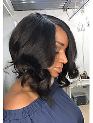 Hot Sale Wave Style Full Lace Human Hair Wigs with Baby Hair Brazilian Virgin Human Hair for Black Women Natural Hairline Shipping Free