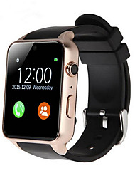 cheap -Smart Watch Touch Screen Heart Rate Monitor Water Resistant / Water Proof Calories Burned Pedometers Video Exercise Record Camera