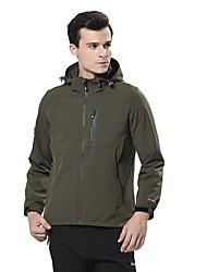 cheap -Men's Women's Hiking Jacket Outdoor Winter Keep Warm Breathable Wearproof Jacket Top Running/Jogging Camping / Hiking Climbing