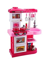 cheap -Toy Kitchen Sets Toy Food / Play Food Kids' Cooking Appliance Pretend Play Simulation Plastics Kid's Gift